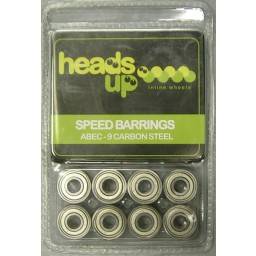 Speed lagers ABEC 9 16-pack