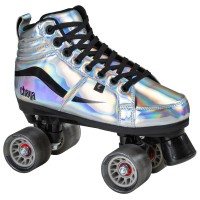 Chaya Glide Chrome Quad skate