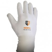 Sebra Glove Protect IV White